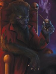 The Wolfman V2 by Future-Infinity