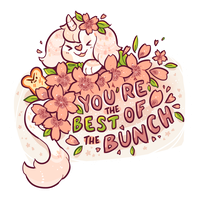 ur the best of the BUNCH by jennawing