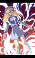 Maria  Robotnik by BloomTH