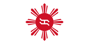 Flag of the Filipino State/North Philippines by RvBOMally