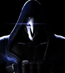 What Lies under the Mask by Its-Midnight-Reaper