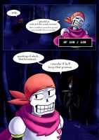 .: SwapOut : UT Comic [4-1] :. by ZKCats