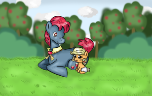 Hey There Little One by ChiuuChiuu