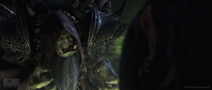 World of Warcraft: Warlords of Draenor Cinematic by ChungKan3D