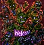 For your safety / Springtrap FNaF3 by Mizuki-T-A