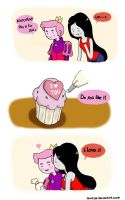 The Love Cake by gmil123