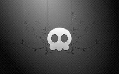Skull wallpaper mod by wilsoninc