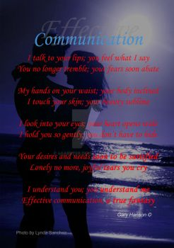 Effective Communication by 4garster