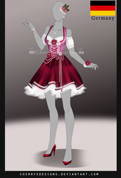 (closed) Outfit Adopt 708 by CherrysDesigns