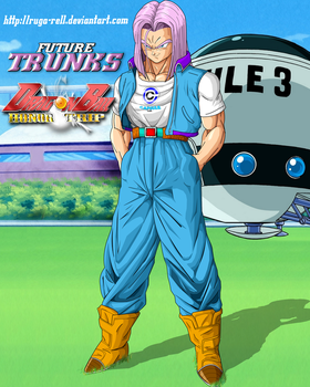 DBHT Future Trunks by ruga-rell