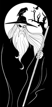 Odin by FreakingArG