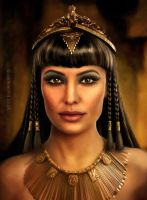 Cleopatra by Joe-Roberts