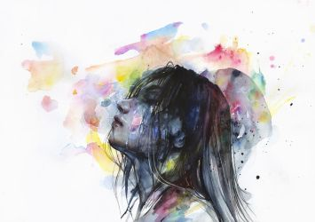 the layers within by agnes-cecile