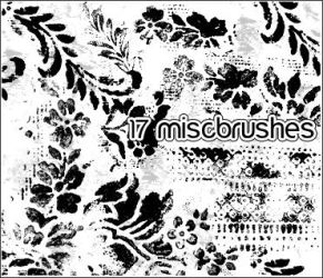 misc brushes by creativesplash