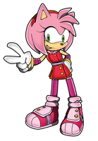 Amy Boom by Recklesschibi