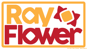 'Ray-Flower' Personal Logo Ver.1 by Dominion-of-Oblivion