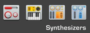 Compact synthesizers by Enigmator