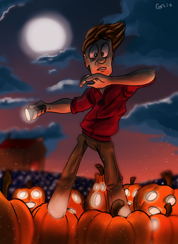 AVA: Pumpkin Patch by Chris-Artz