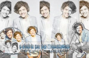 Blend tipo Collage -#Harry Styles by MayerlingSwagB46