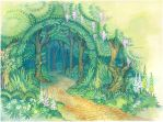 forest gates by drachenmagier