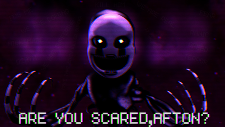 Are you scared? by CharizardMen99