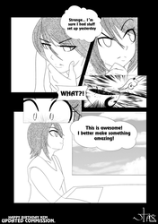 [COMMISSION UPDATE] Okami Maiden [Pg 02] by Stalx