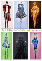 Rise of the Guardians by Sashiiko-Anti