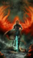 Sword of the Pheonix by Del-Borovic