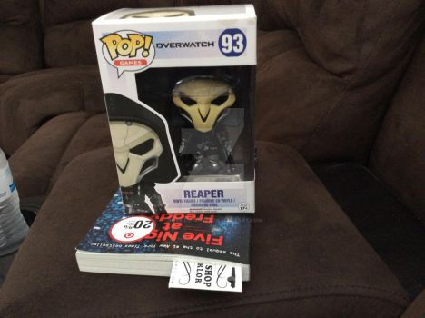 Reaper funko by fossil-fighter