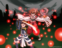Log Horizon - POWERING UP!!! by ArtisticBang09