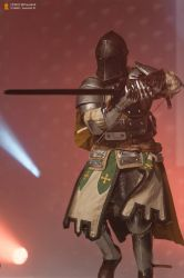 For Honor - Warden cosplay - Japan Expo Sud by Carancerth