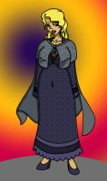 Adera of the Eclipse Caste by Fadedsaint