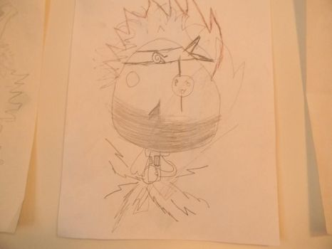 My 10 year old brother is a naruto fan too!! :D by itsdatTAY