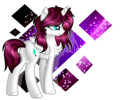 |Art Trade| Snowflake by AngelLightYT