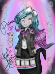 Prisma The Ghost Girl by Sarah-The-Lion-Wolf