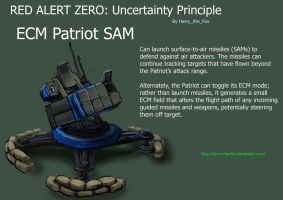 RAZ- ECM Patriot SAM by Harry-the-Fox