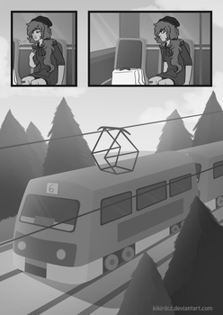 [An Outsider] Page 3 by KikiRDCZ