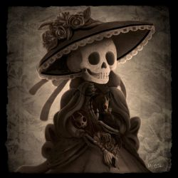 Mother Catrina by liransz