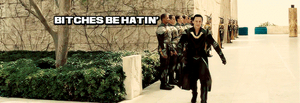 Be hatin'--(Gif) by MischievousMonster