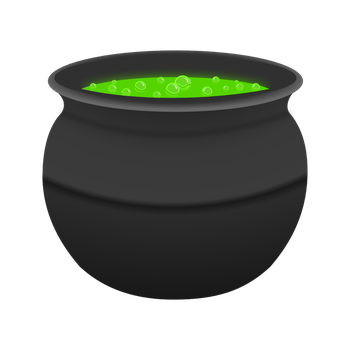 Cauldron by Schmychael