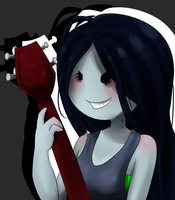 Marceline by Ask-Owl-Princess