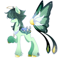 CLOSED Advent Pot of Gold Seraph Faering by PrinceRansom