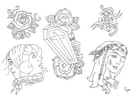 First flash sheet by onfire4Him