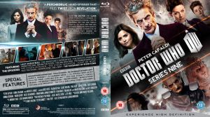 DOCTOR WHO SERIES 9 BLU-RAY COVER *UPDATED* by MrPacinoHead