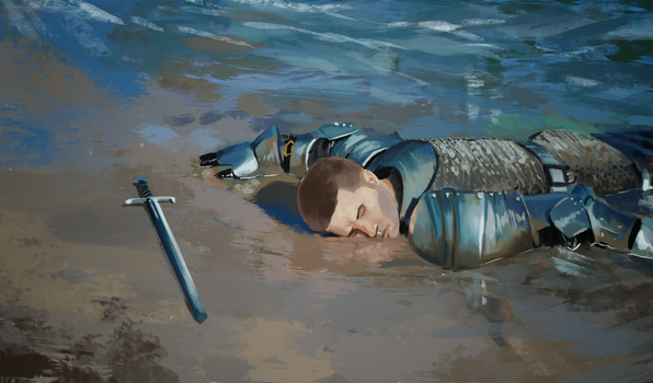 Washed Up (Photo Study) by George-Eracleous