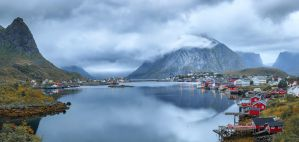 Remote Norway pt. I by TheChosenPesssimist