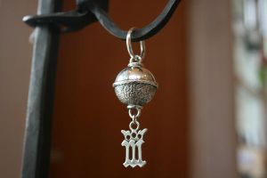 Seventh Komse orb in silver by LARvonCL