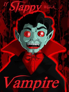 If Slappy Was A Vampire by PlayboyVampire