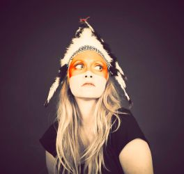 Native American 1 by Drive-On