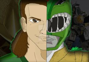 Power Rangers Duality - Tommy Oliver by OptimumBuster